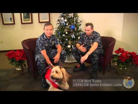 2015 PACOM Holiday Message