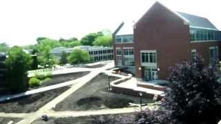 State Farm Hall Construction Timelapse