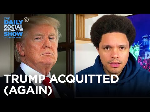 Trump's Acquittal, McConnell's BS Excuse, & MAGA's Celebrations | The Daily Social Distancing Show