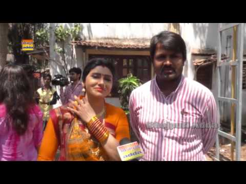 Kajol & Sanjay Bhojpuri Star HOLI Special EXCLUSIVE Interview Bhojpuri Adda