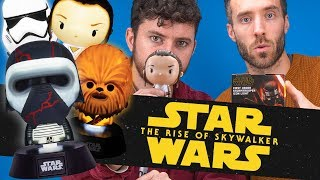 Star Wars The Rise of Skywalker Icon Lights Unboxing | Paladone TV