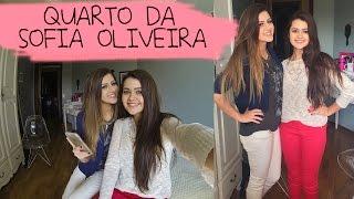 INVASÃO! Tour pelo quarto da Sofia Oliveira ♡