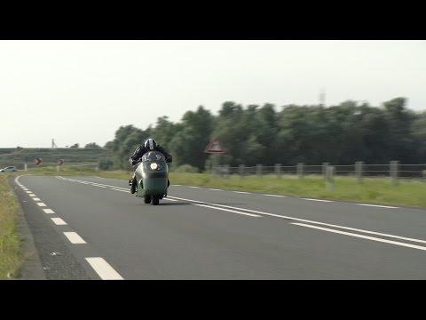 Moto Guzzi Vanguard V8 - MotoMe test