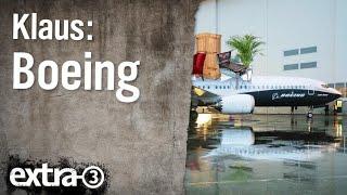 Die Sendung mit dem Klaus: Boeing