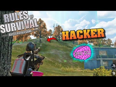 Insane Ending vs Hacker! (Rules of Survival #79)