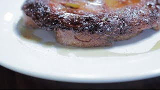 Sp2 Communal Bar + Restaurant: Caramelized Apple French Toast Cooking Demo With Chef Kelvin Ott