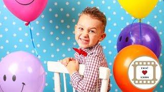 Слайд-шоу на День рождение любимого сына   Подарок от родителей на 10 лет