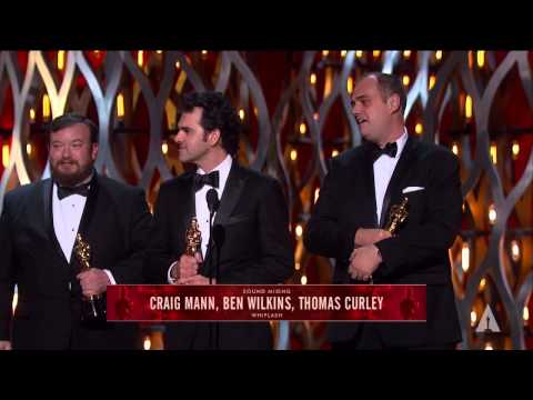 academy award for best sound editing
