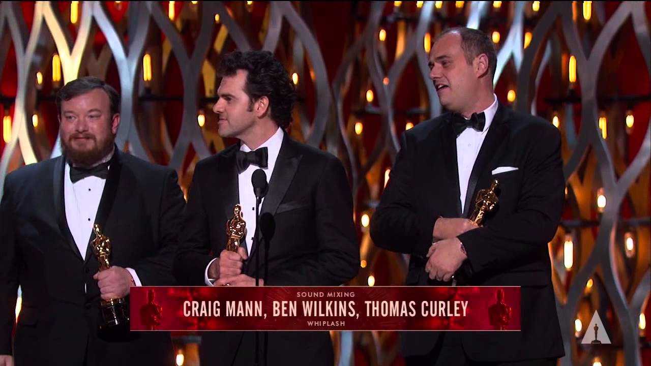 Image result for oscar winners sound mixing