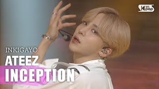 ATEEZ(에이티즈) - INCEPTION @인기가요 inkigayo 20200816