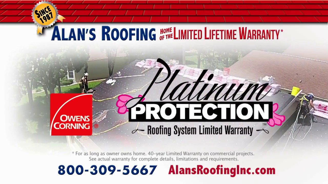 Alan S Roofing Inc Youtube