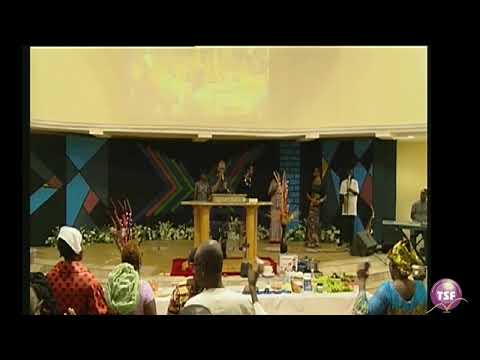 Download SUNDAY, APRIL 21, 2019: EASTER SERVICE - THE SIGNIFICANCE OF HIS SHED BLOOD BY REV. TONY AKINYEMI