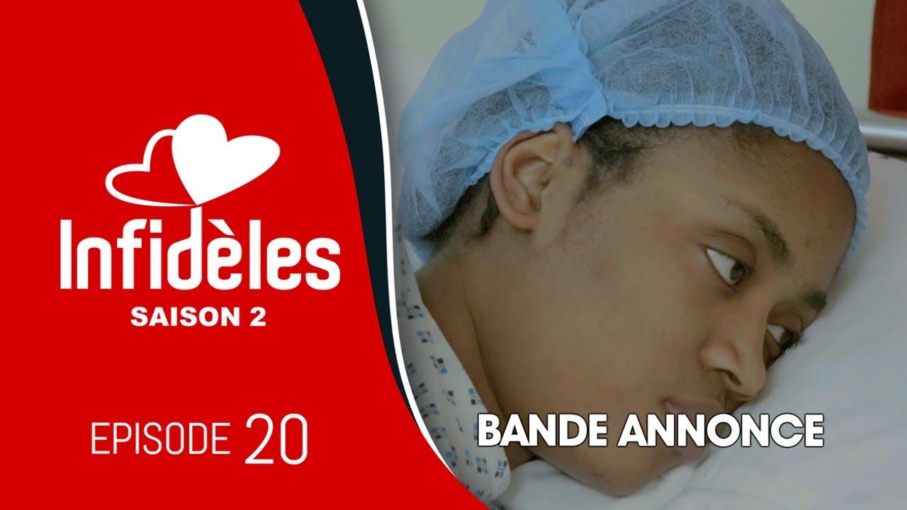 INFIDELES - Saison 2 - Episode 20 : la bande annonce