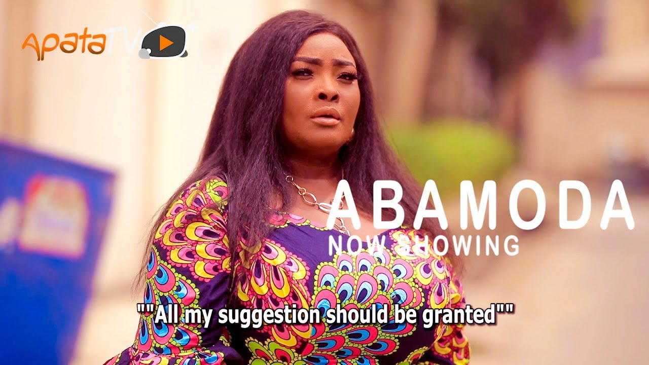 Download Abamoda Latest Yoruba Movie 2021 Drama Starring Femi Adebayo | Ronke Odusanya | Ajala Jalingo