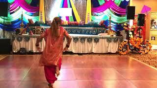 Punjabi Medley - By Sakshi Dance2Fitness - Lohri Event (Choreography by Sakshi Sharma)