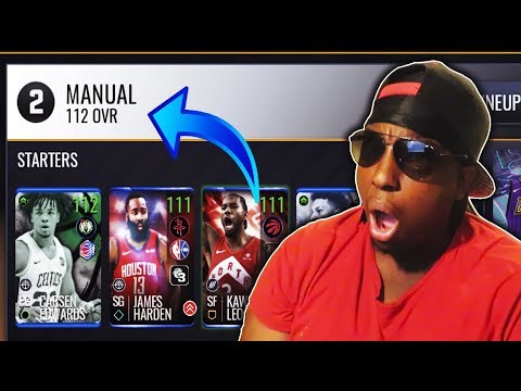 PLAYING WITH THE HIGHEST OVR FRANCHISE IN NBA LIVE MOBILE HISTORY!!!