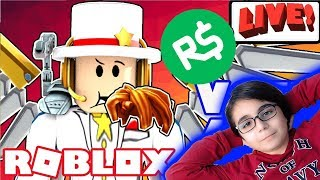 ROBUX WILL BE DISTRIBUTED SOON AT ROBLOX!?! LIVE BROADCAST 😱 - Roblox