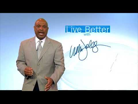 Live Better with Willie Jolley: Make This A Great Year!