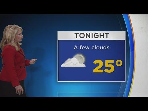 KDKA-TV Nightly Forecast (12/25)