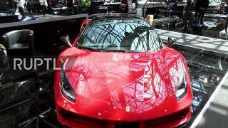 Pogea Racing unveils breathtaking Ferrari 488 GTB at Top Marques