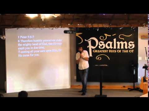 Best Sermon Ever: Don't Worry (Matthew 6:25-34) - Gary Harris