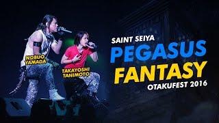 Nobuo Yamada & Takayoshi Tanimoto - Pegasus Fantasy - Otakufest 2016