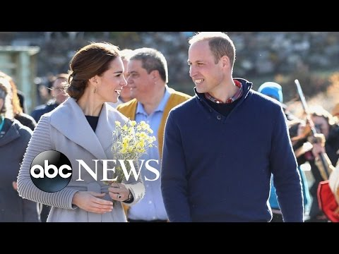 Decoding Prince William, Kate's Body Language on Canada Tour
