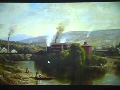 """The Lackawanna Iron Furnaces of Scranton, Pa: History, Art, Heritage"" by Darlene Miller-Lanning"