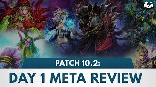 Tempo Storm Hearthstone | Patch 10.2 Day 1 Meta Review [Kobolds & Catacombs]