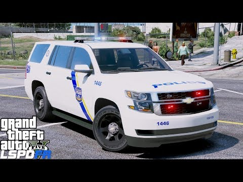 GTA 5 LSPDFR Police Mod #601 Philadelphia Police Department - Philly Patrol