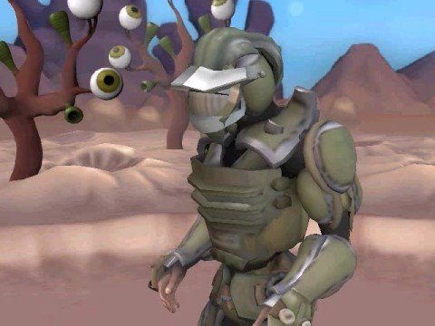 how to give ur cheif maracas on spore