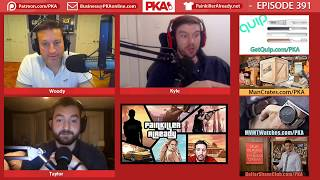 PKA 391- High Mileage Holes, Wings Surgery Finalized, Fallout 76