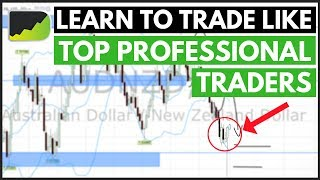 FOREX PROFESSIONAL TRADING STRATEGY (Explained!)
