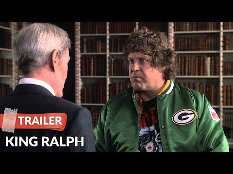 King Ralph 1991 Trailer | John Goodman | Peter O'Toole
