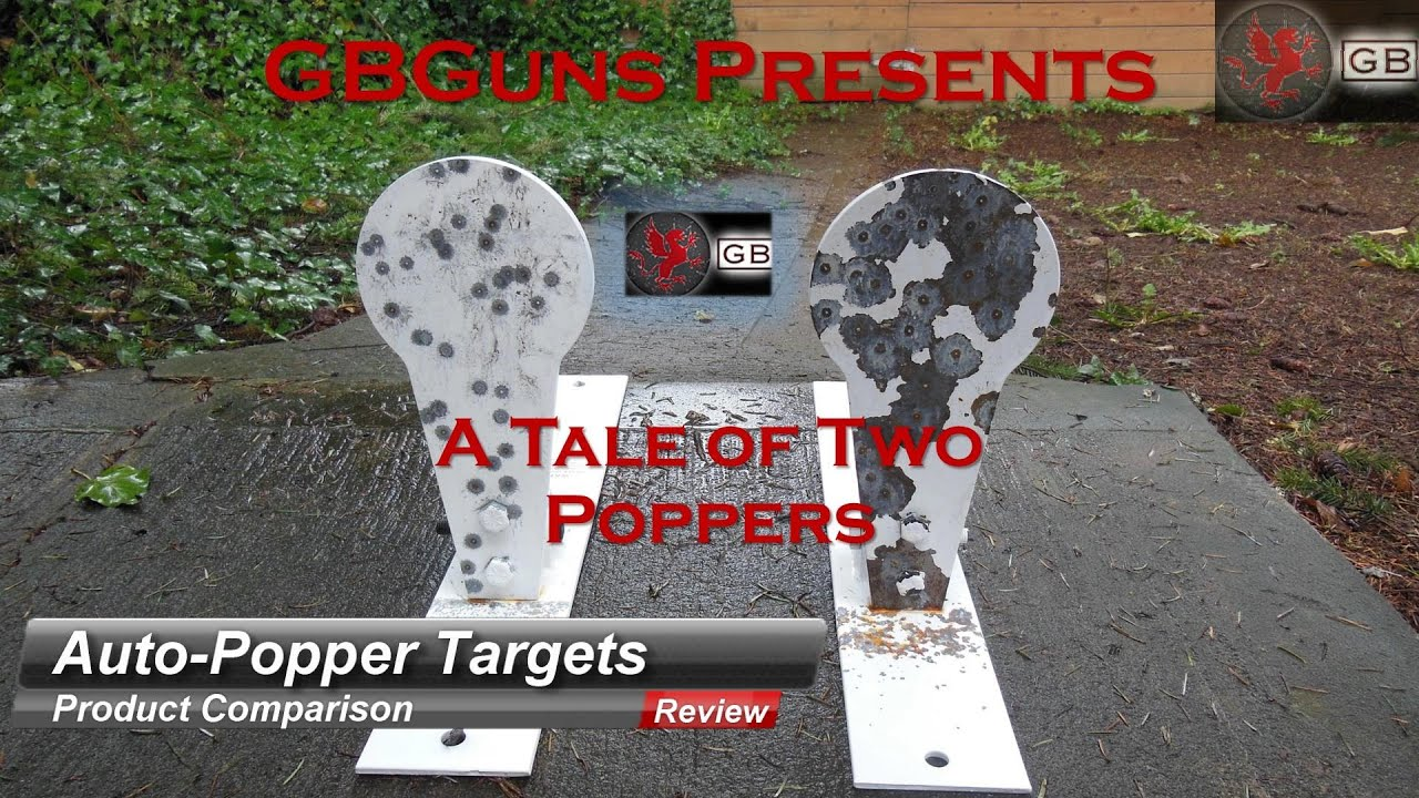 Watch Before You Buy Auto Popper Targets Doovi