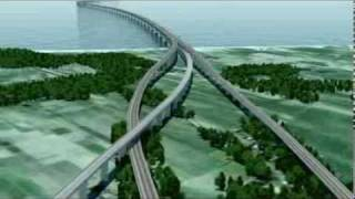 Padma Bridge 3d