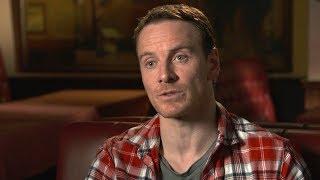 L'UOMO DI NEVE con Michael Fassbender - Intervista a Michael Fassbender (sottotitoli in italiano)
