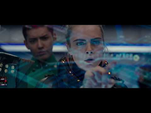 Valerian And The City Of A Thousand Planets Official Clip