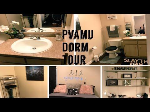 COLLEGE DORM TOUR | PRAIRIE VIEW A&M