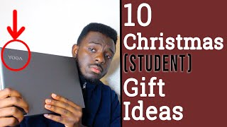 Top 10 Christmas Gift Ideas For College/university Students