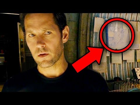 Ant-Man (2015) - Easter Eggs & References - MCU Rewatch