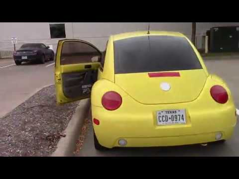 2002 VW Beetle Starts And Dies | How To Easy Fix It