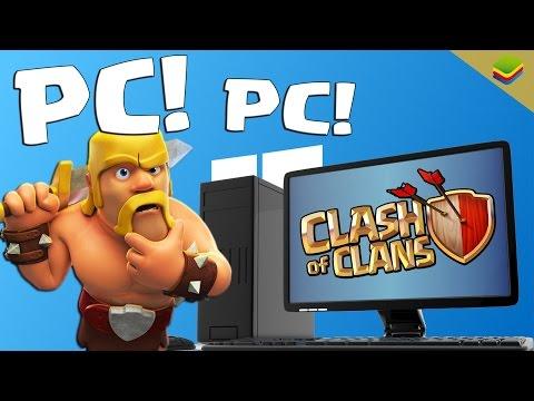 Come GIOCARE a CLASH SUL PC!