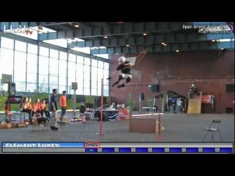 High Jump Men part.1  Open Grand Nord 2012 @ Argenteuil