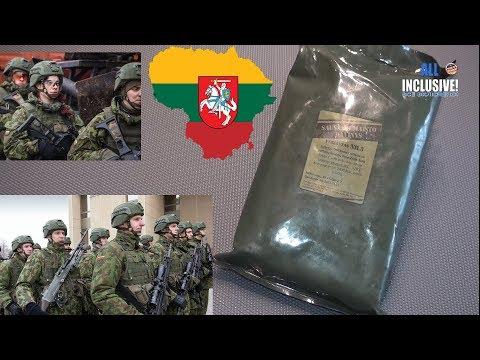 ИРП Сухпай Армия