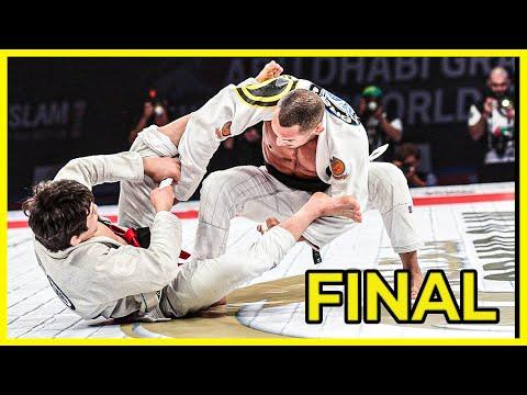 Paulo Miyao vs Thiago Bravo( Final Grand Slam Abu dhabi 2018)