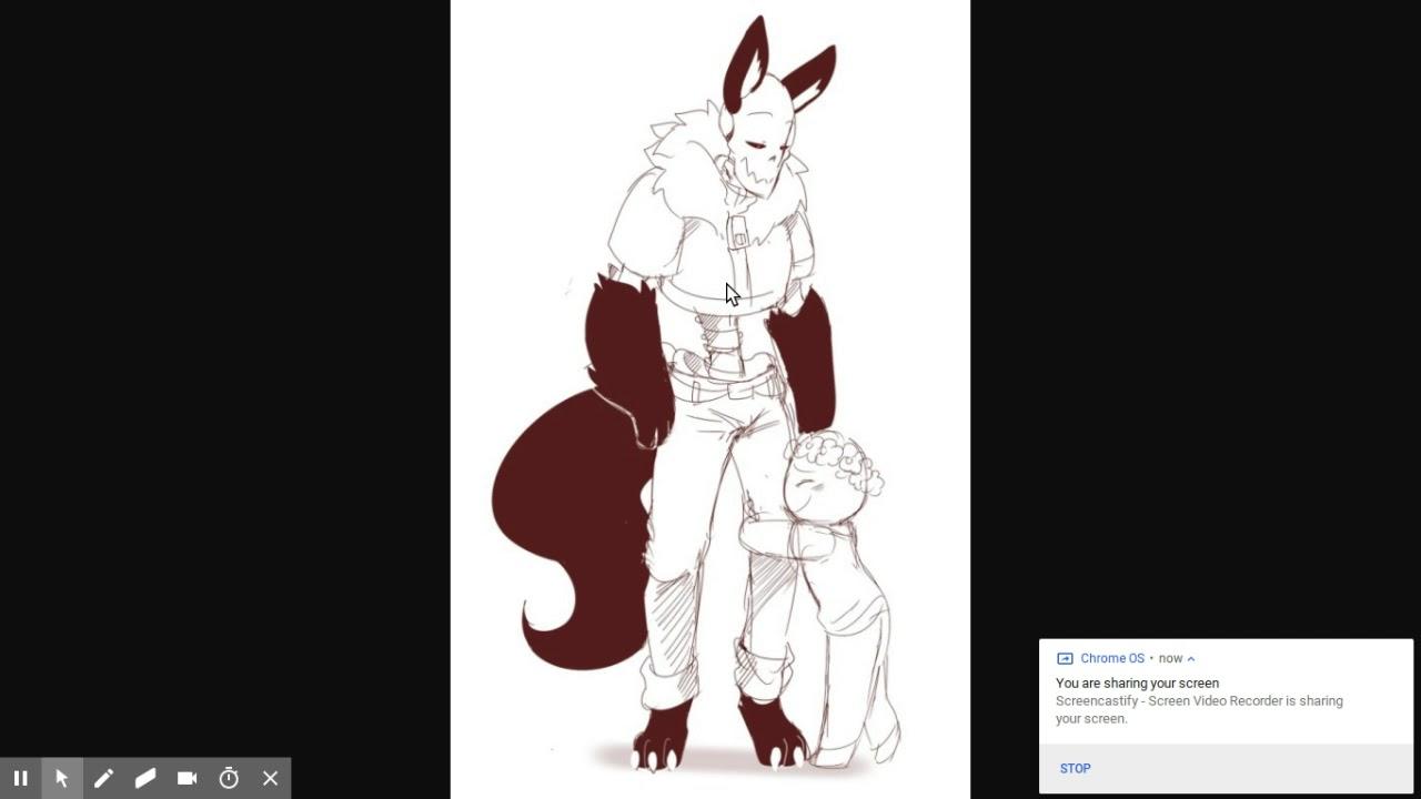 dubbing werewolf underfell papyrus x newborn werewolf