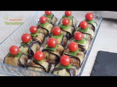 Bu Kadar  Hafif ve Lezzetli İslim Kebabı Görmediniz  Kürdan Kebabı Nasıl Yapılır -İftar Yemekleri