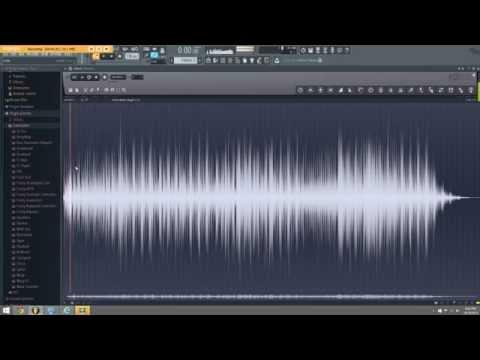 FL Studio 12 - Basic Sampling Tutorial