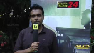 Siva Saravanan opens up about the audio tracks of Unakkenna Venum Sollu